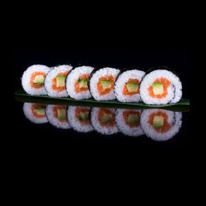 Суши Футо Сьомга и Авокадо
