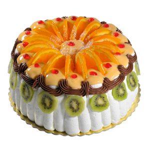 Торта Плодов сюрприз