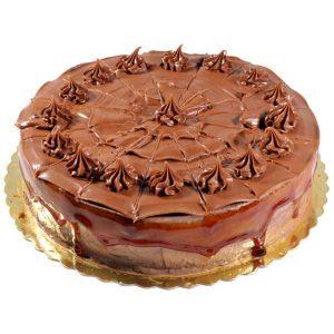 Торта Шоколадово брюле